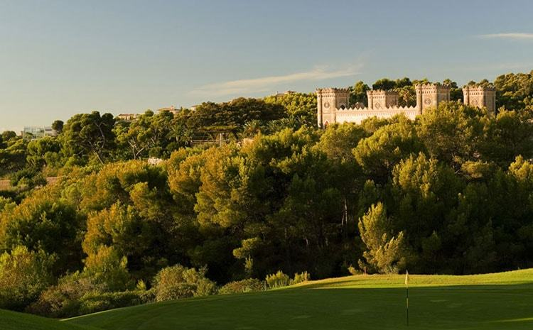 Real Golf de Bendinat Mallorca