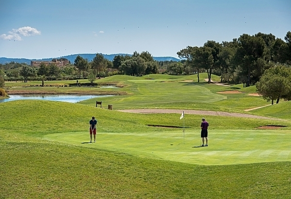 Golf Einsteigerkurs Mallorca - Golf Son Antem Resort