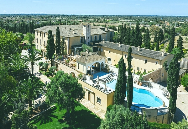 Golfhotels Mallorca - Son Julia Country House & Spa