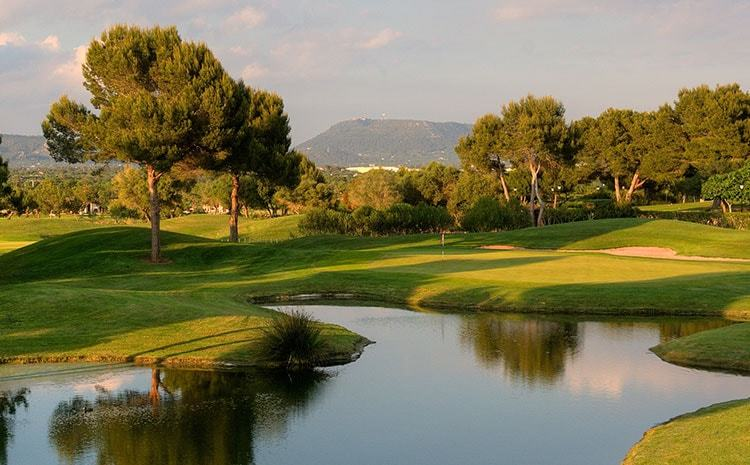 Golfplatz Golf Son Antem West Mallorca