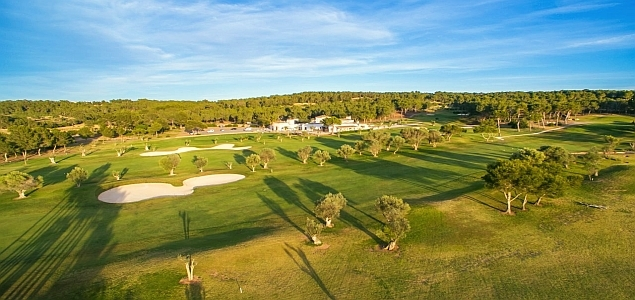 Golfplatz T Golf & Country Club Poniente