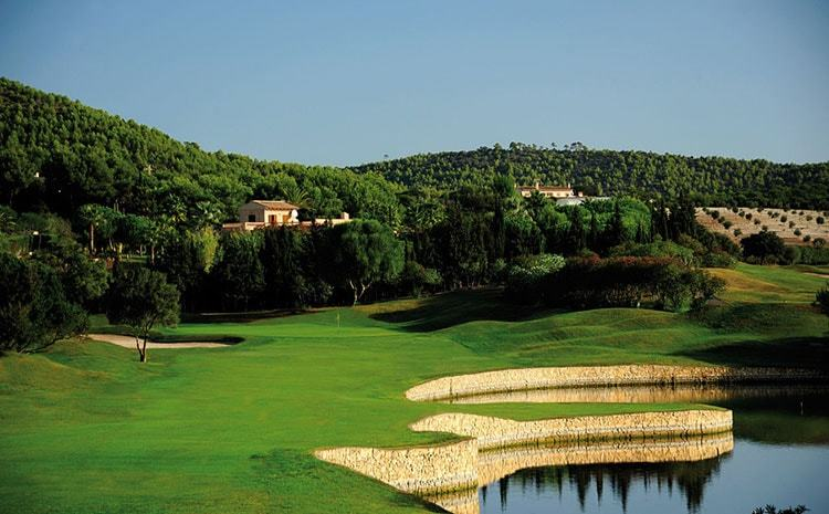 Golfplatz Pula Golf Resort Mallorca